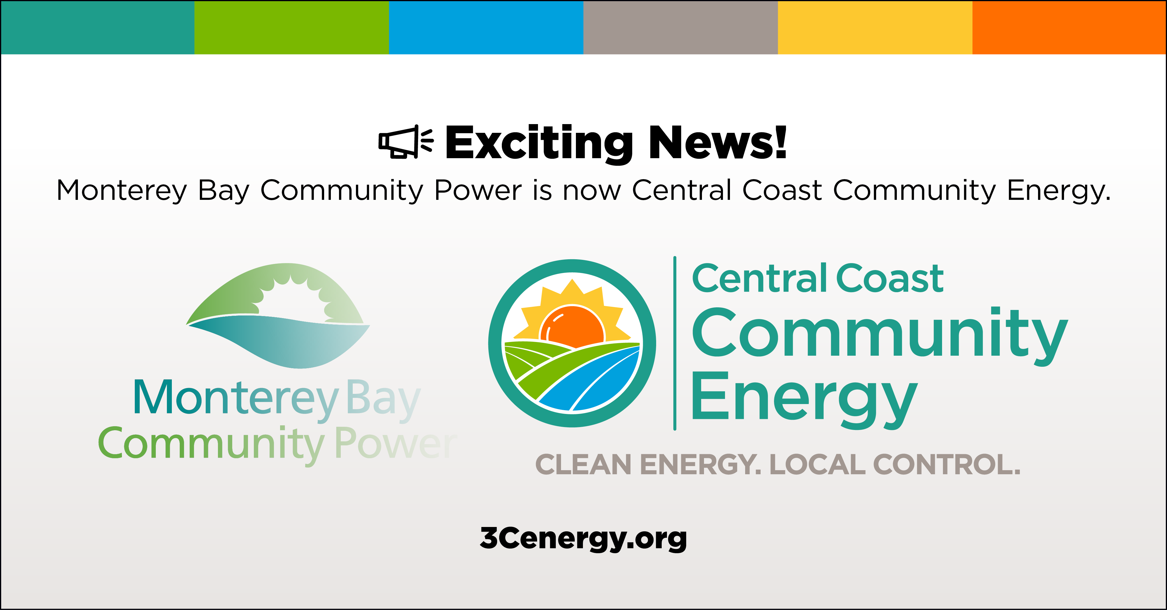 Monterey Bay Community Power Has a New Name!
